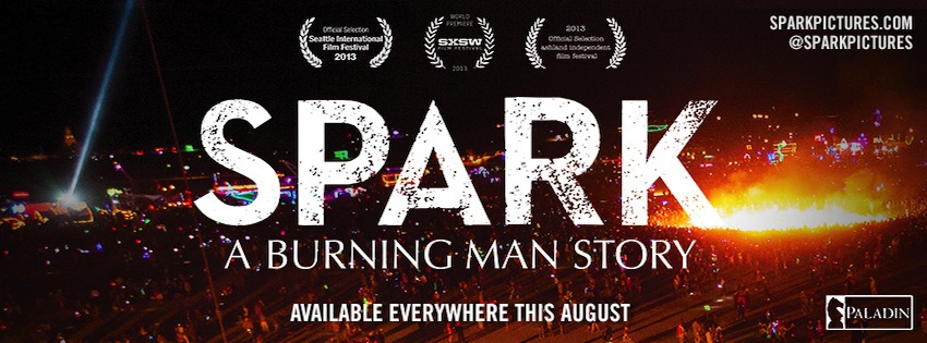 Spark: A Burning Man Story has been offering DVDs as kickstarter rewards to many Burning Man art campaigns.