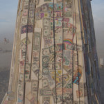 The Dadara Transformoney Tree from Burning Man 2012
