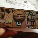 The Cargo Cult Ticket!!