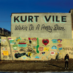 The Kurt Vile mural before.