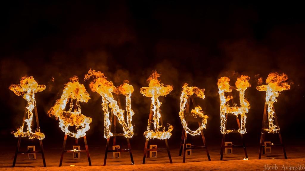 Ignight Signage - Photo by Jacob Avanzato
